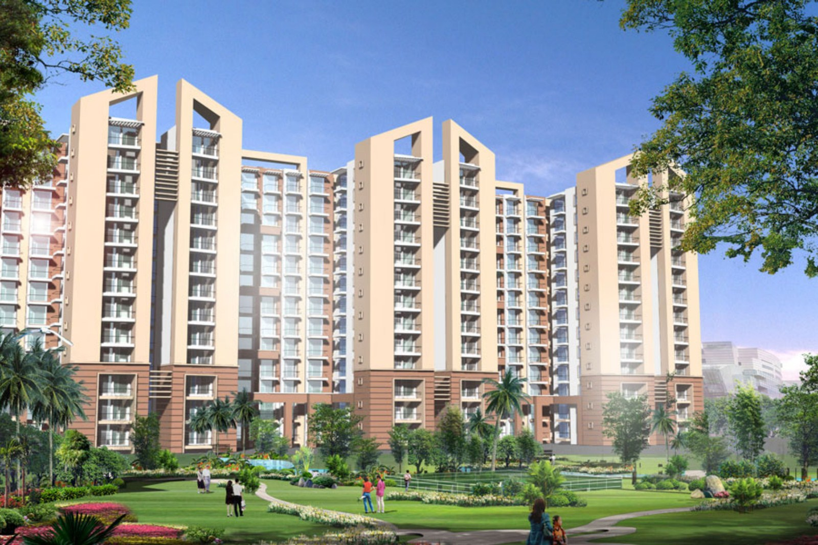 Group Housing for DDA Dwarka 1