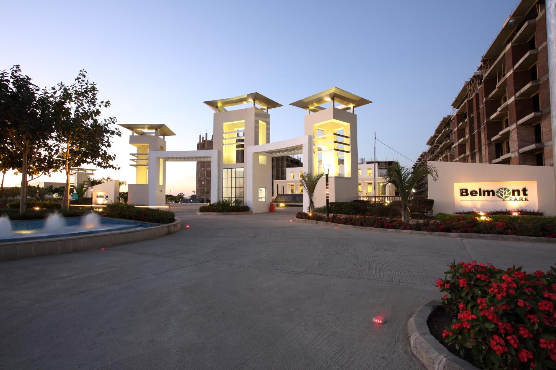 Apartment Entrance Gate: Main entrance gate design and apartment ...