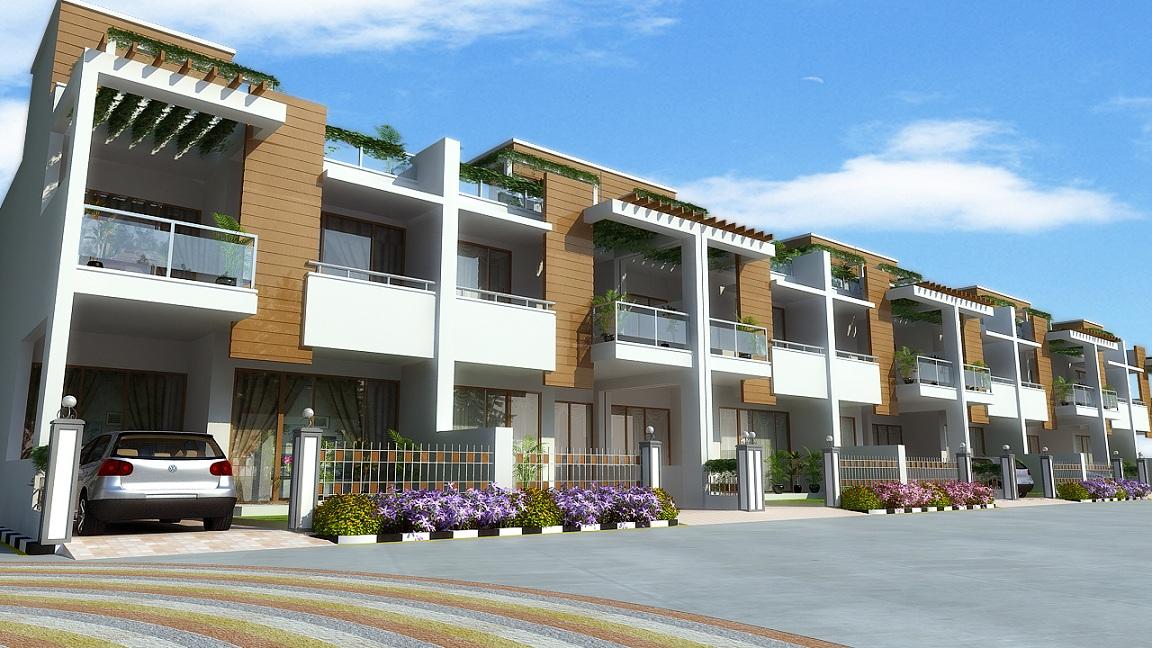 villa a new